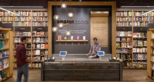 Amazon BookStoreHeader